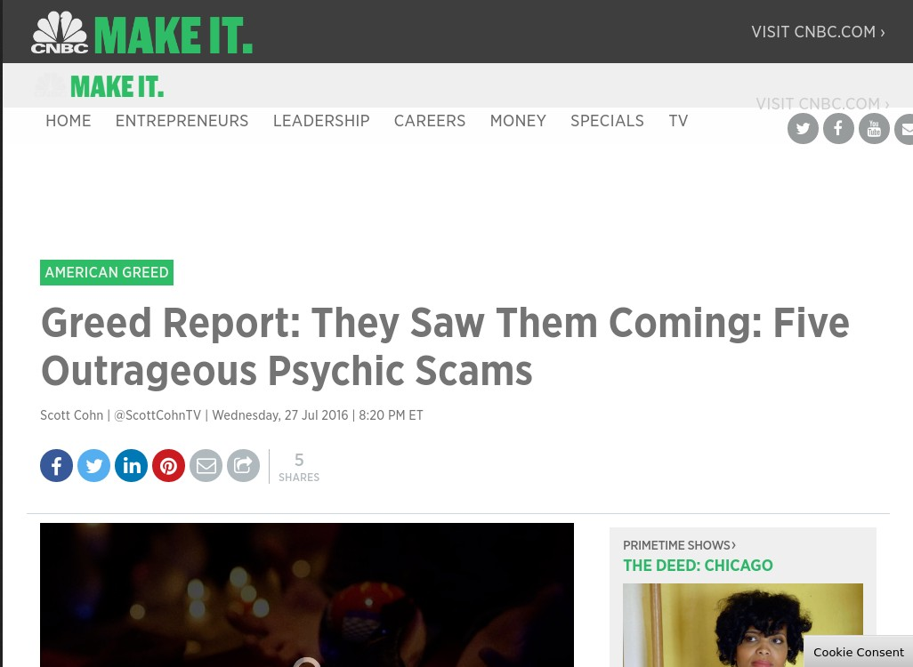 http://www.cnbc.com/2016/07/27/they-saw-them-coming-five-outrageous-psychic-scams.html