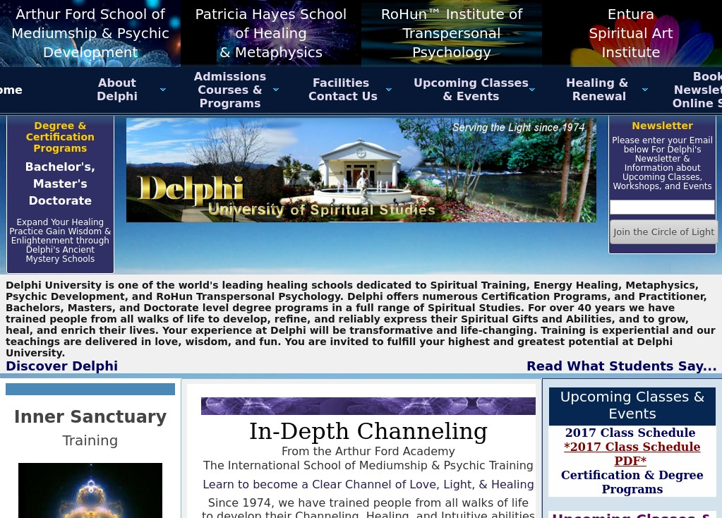 Psychic Organization Training reviewed on PsychicDude com